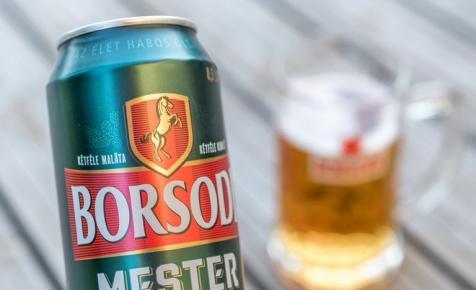 Nagy dobással készül a Borsodi 2019-ben