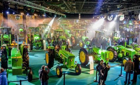 Agromashexpo és Agrárgépshow a Hungexpón