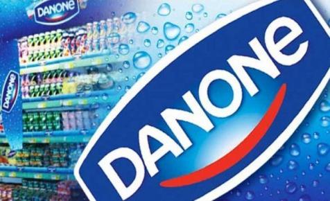 Jelentett a Danone