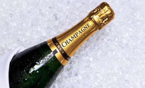 Rekordokat dönt a Champagne-fogyasztás