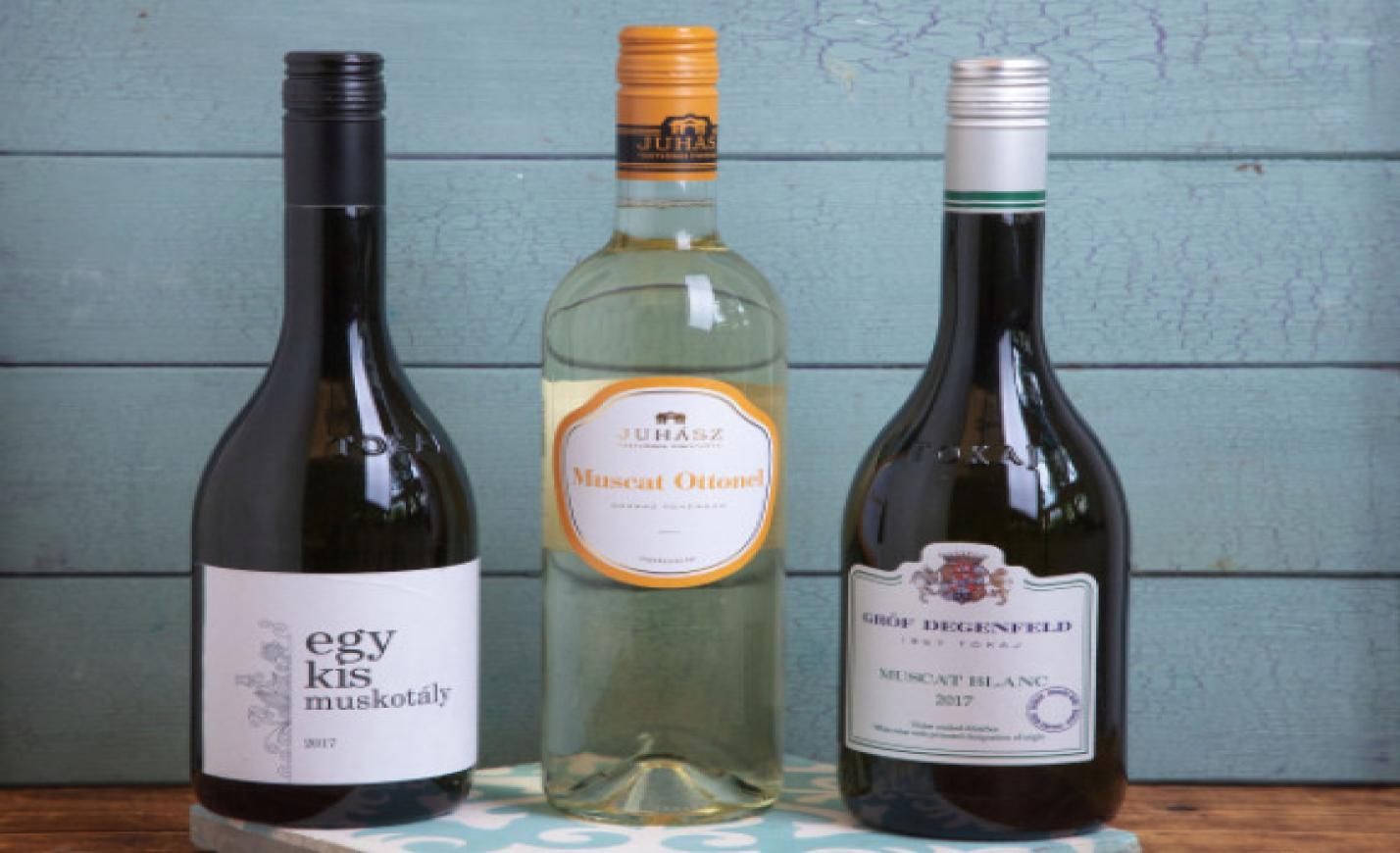 Muskotály – az illatos borok szerelmeseinek