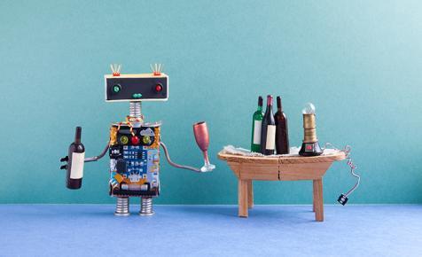 A mesterséges intelligencia örökre megváltoztatja a bort