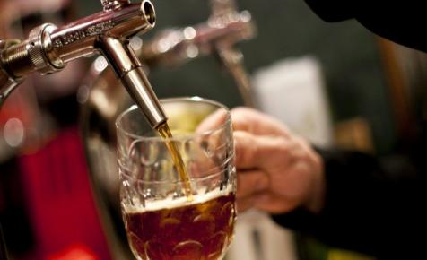Kevesebb sört gurítottunk le a torkunkon, mint máskor