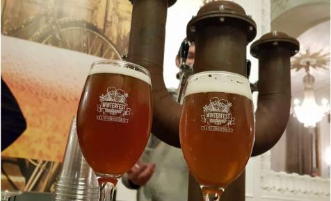 A Duna Palotában nyitották meg a sörszezont