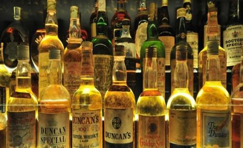 A hamisított whiskyt felismerő