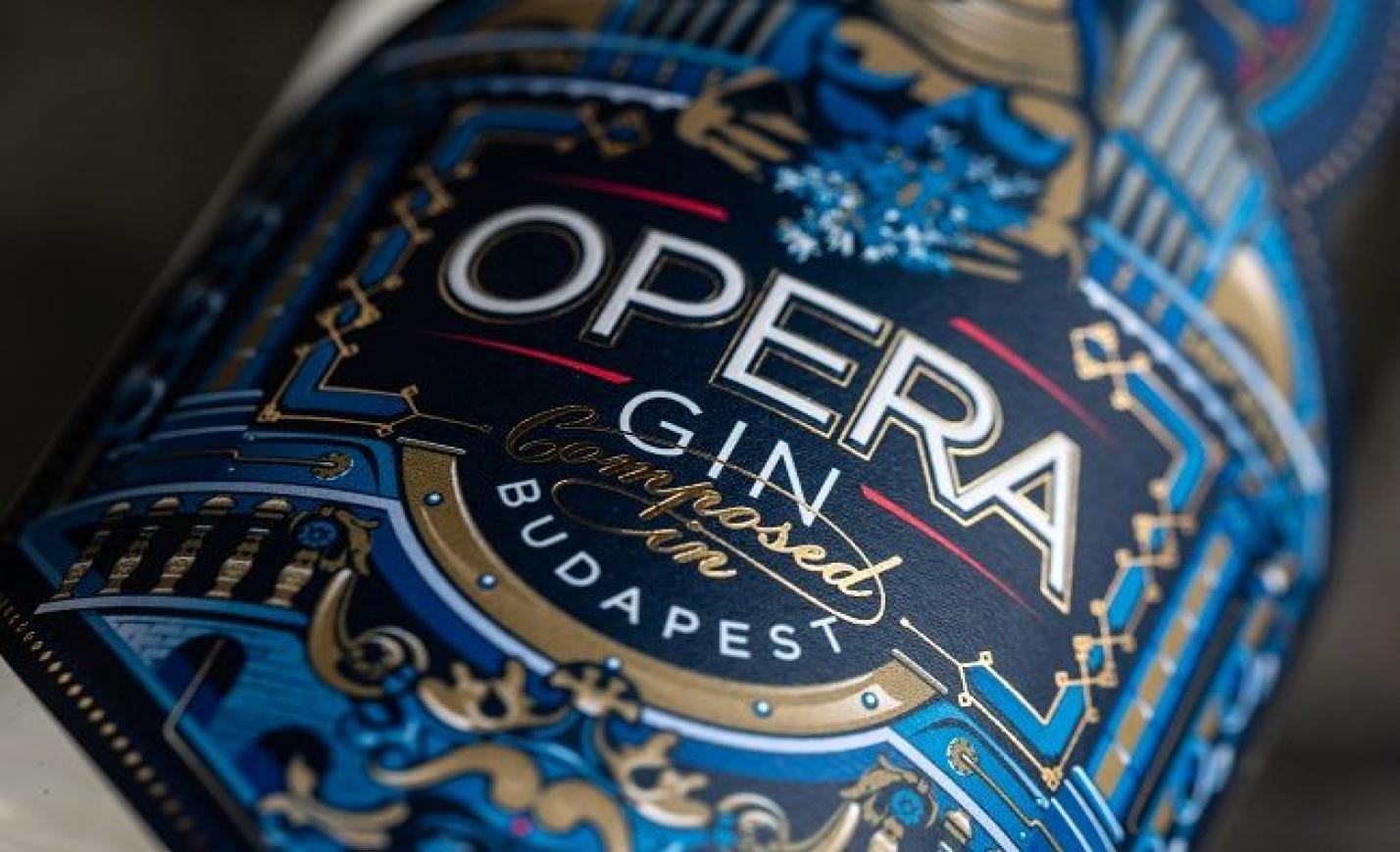 Red Dot Awarddal jutalmazták a Graphaselt az Opera Ginnek tervezett arculatért