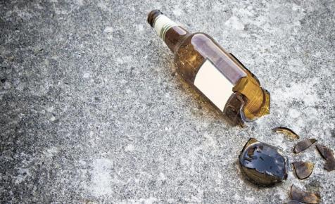 Több száz rekesz sör semmisült meg egy német balesetben