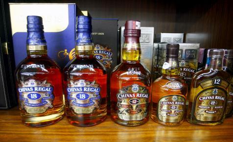 Szent hegy közelében épül Kína első whiskey lepárlója