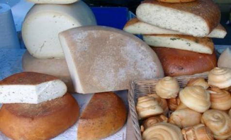 Több mint négyszáz féle sajt a Nemzetek Sajtfesztiválján