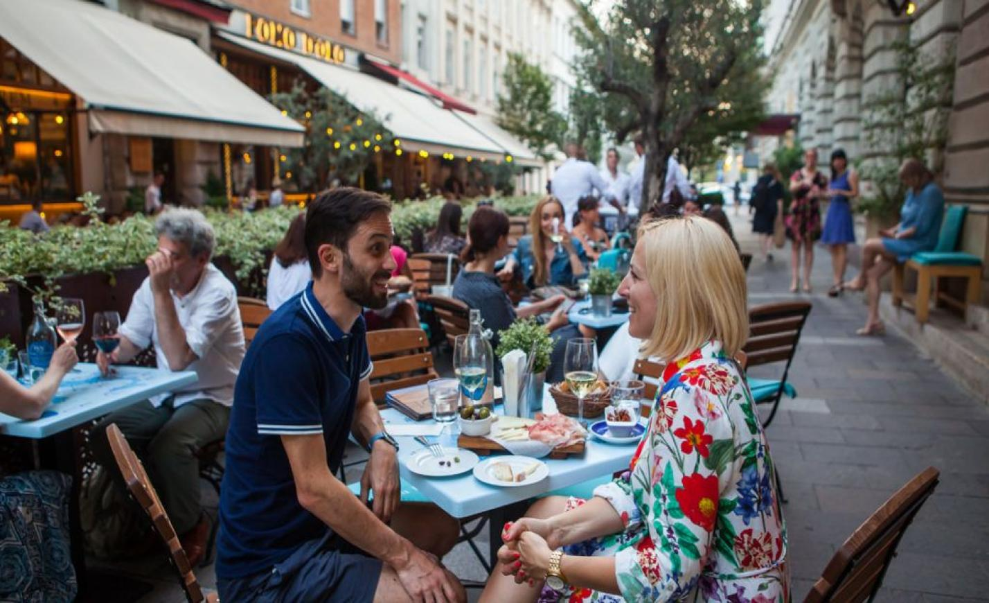 Via Italia – egy olasz gasztro utca Budapest szívében (x)