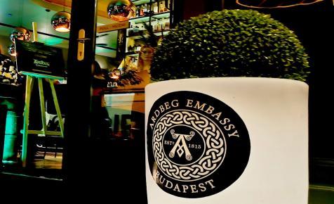 Whisky nagykövetség nyílt Budapesten