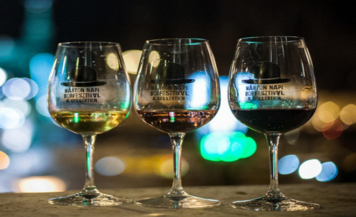 A legkiválóbb hazai borászok a Gellértben - borozz velük a Márton napon!