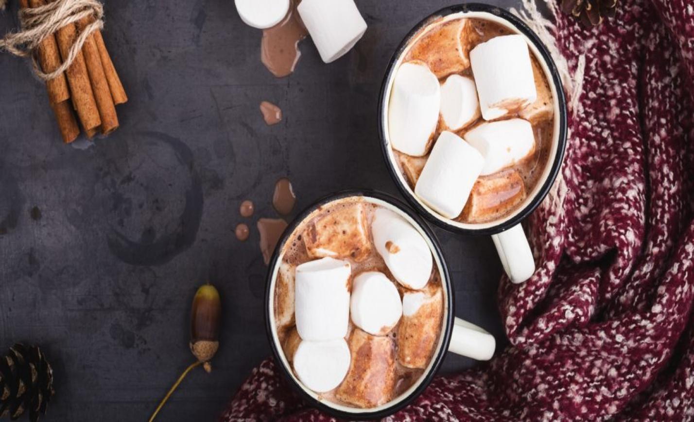 Top 3 forró csoki recept őszre