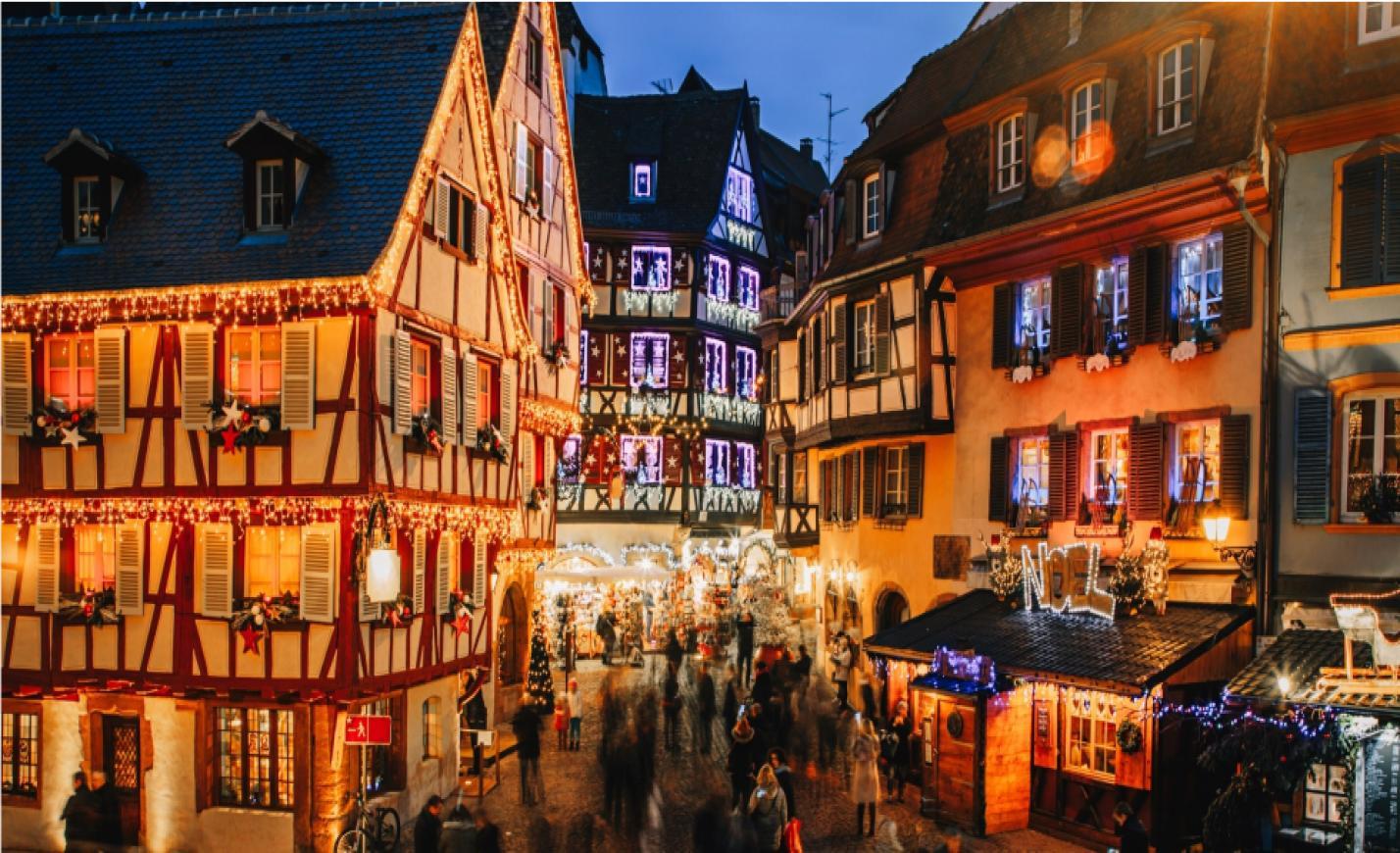 Európa 7 legszebb karácsonyi vására