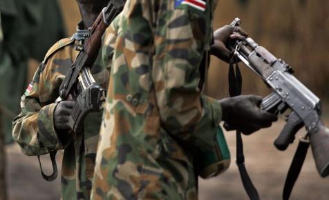 Ismeretlen lény támadt katonákra Dél-Szudánban