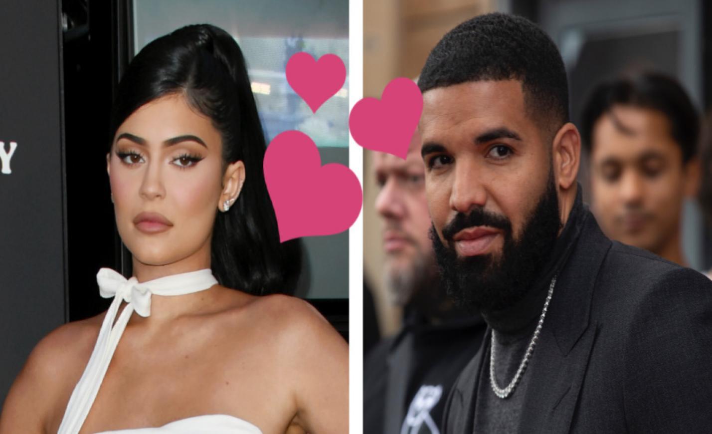 Kylie Jenner és Drake az Instagramon flörtölnek egymással