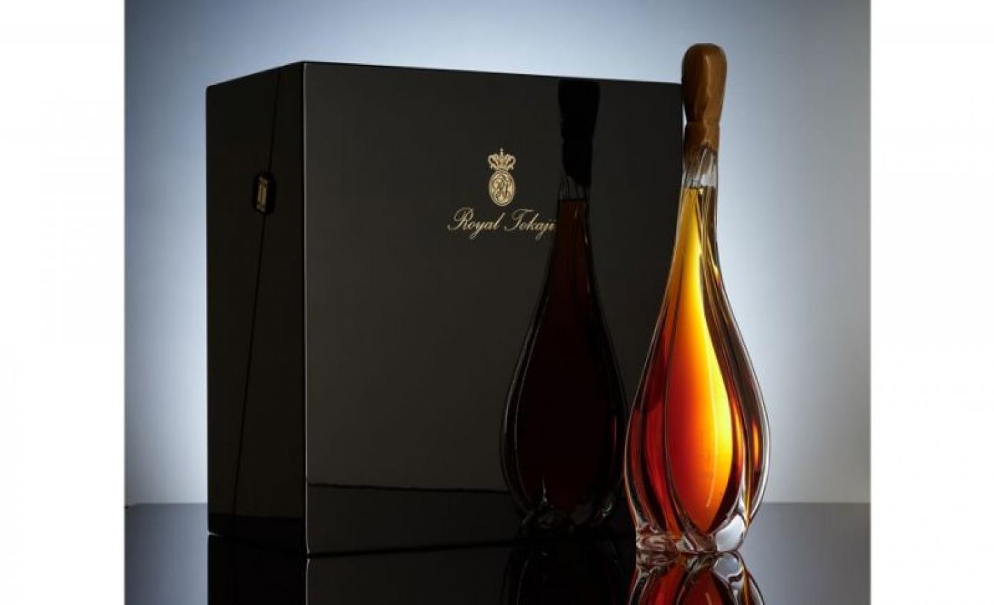 Egy tokaji pincészet készíti a világ legdrágább borát
