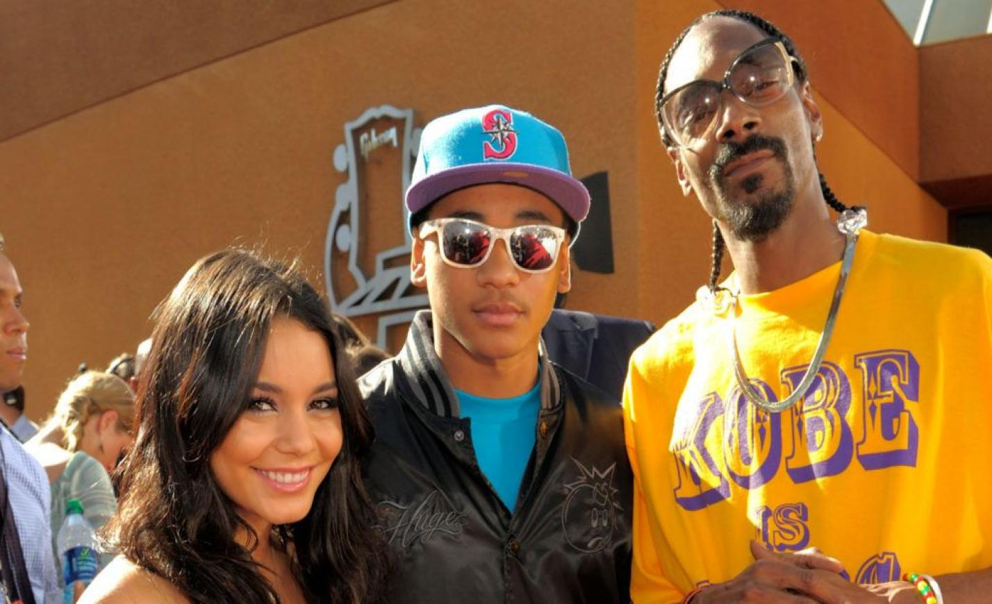 Így becézi Vanessa Hudgens-t Snoop Dogg
