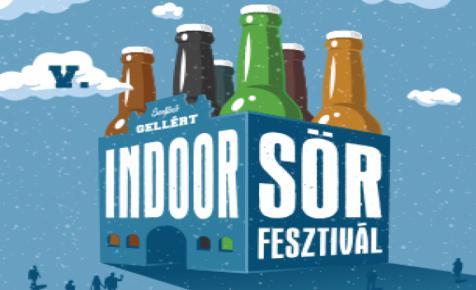 Korlátlan sörkóstolás a Gellértben - hamarosan itt az 5. Indoor Sörfesztivál!
