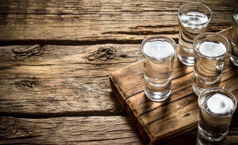 Töméntelen orosz vodka készült tavaly, de vajon mennyi?