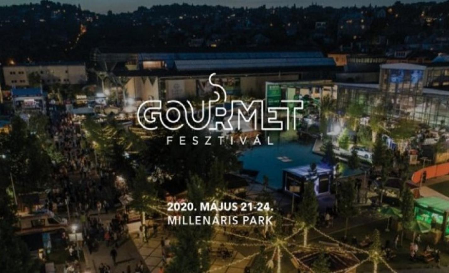 Gourmet Fesztivál: tizedszer rendezik meg májusban a gasztrofesztivált