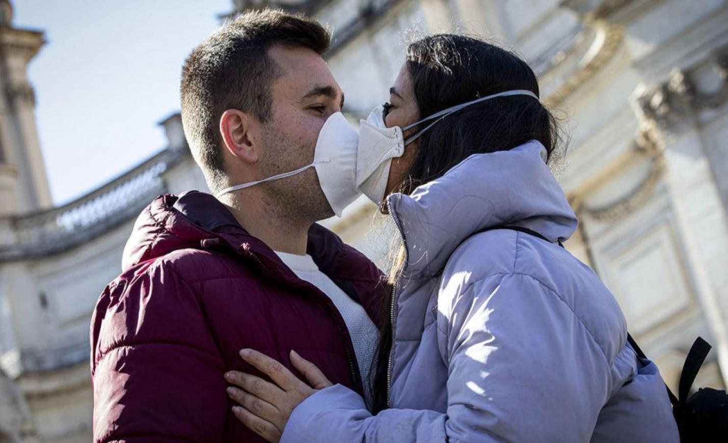 Koronavírus: Hogyan bírjuk ki összezárva a párkapcsolatban?