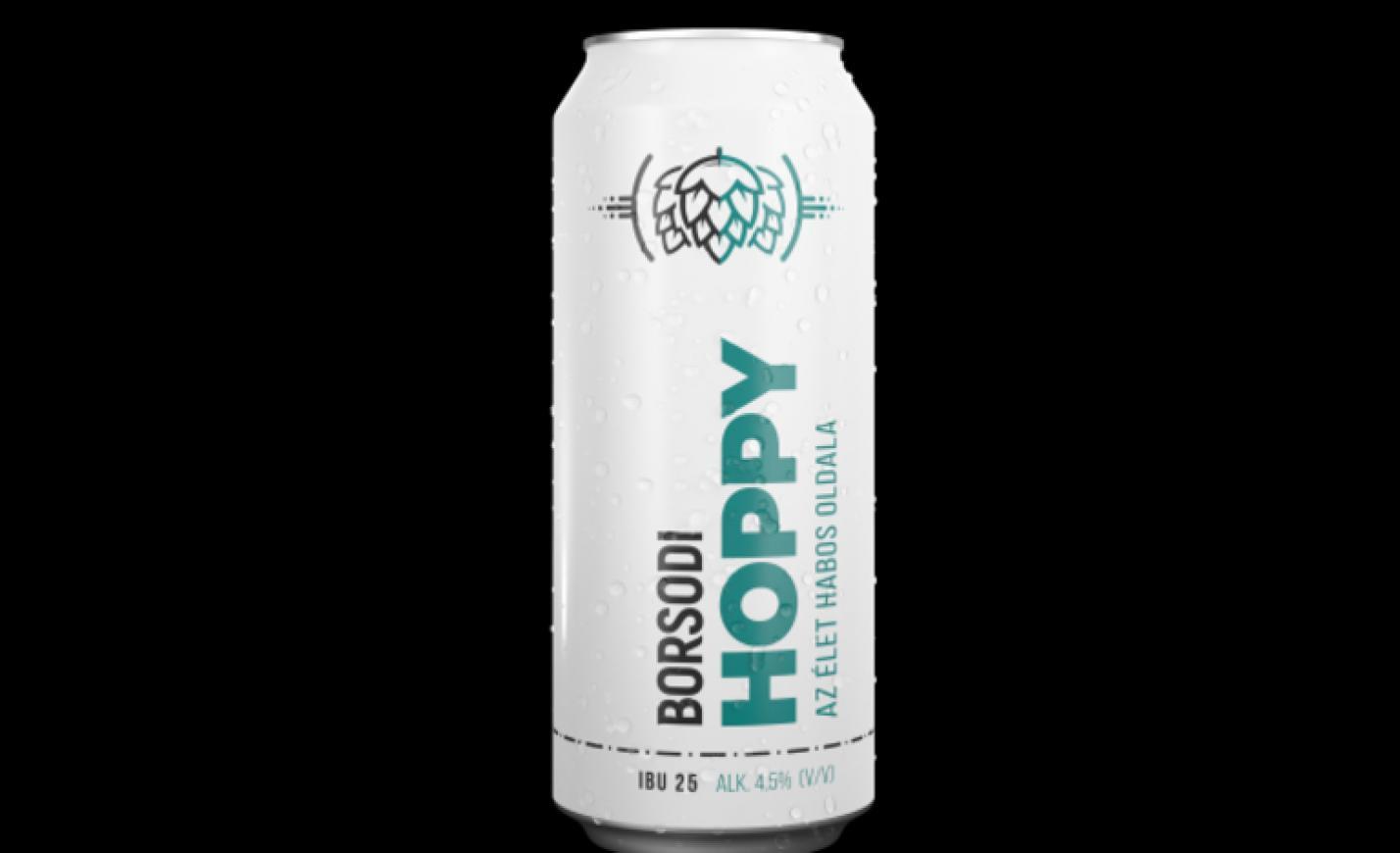 Meglepő újdonság a Borsoditól: március végén új sörrel robbannak be a boltokba