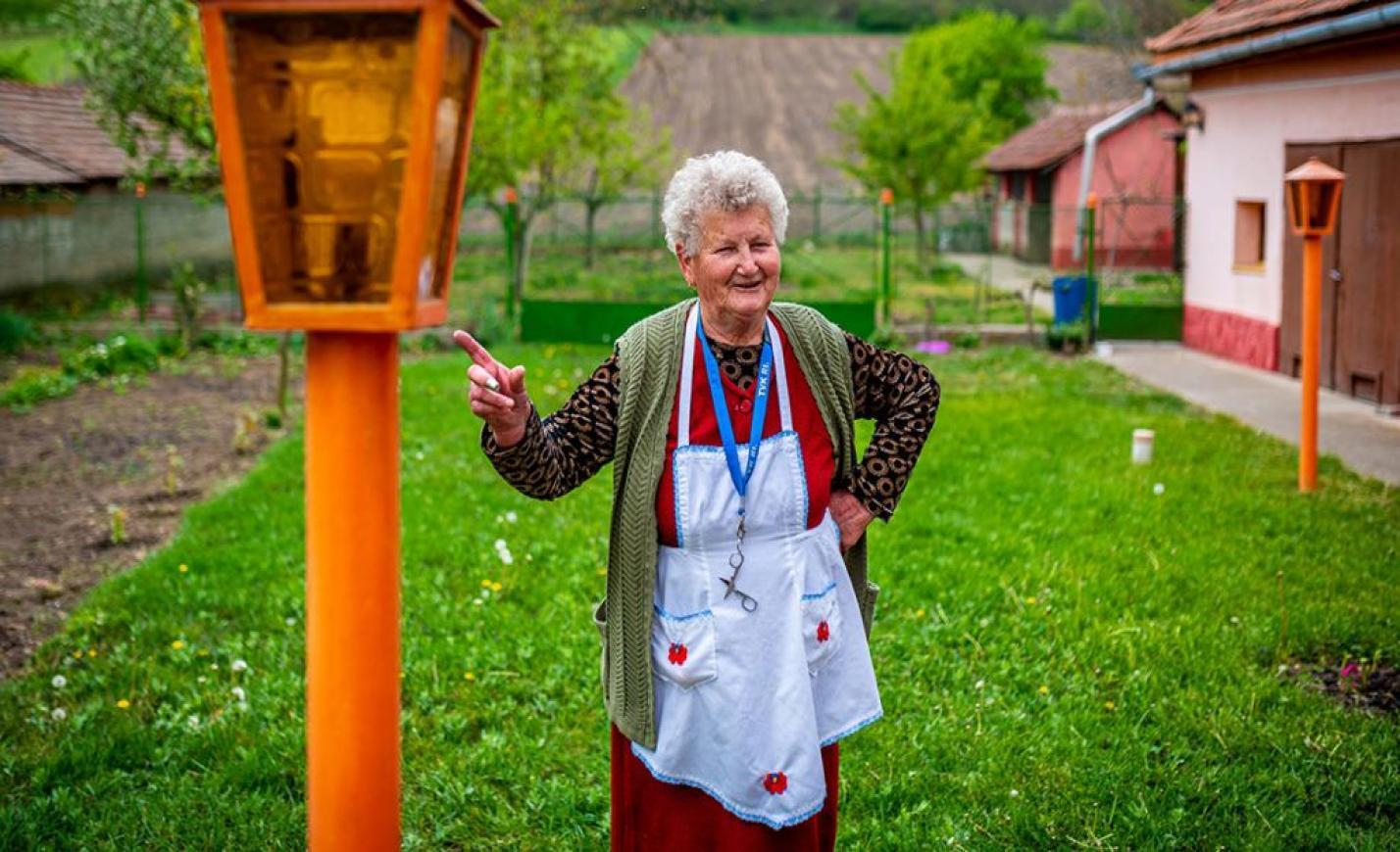 Megtaláltuk Magyarország legmunkásabb csodakapáját – Csábrádi nénié