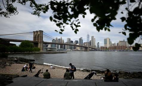 New York államban továbbra is emelkedik a járvány halálos áldozatainak a száma