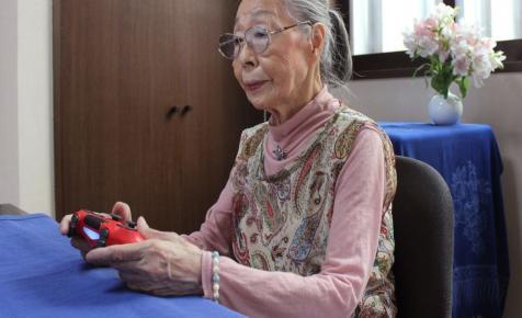 Különleges rekordot döntött a 90 éves nagyi