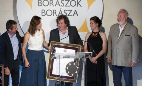 Megvan, ki a legjobb magyar borász idén