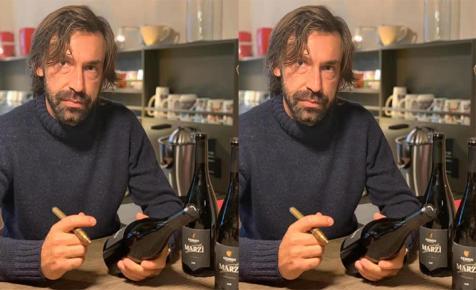 Tudtad, hogy Andrea Pirlonak pincészete van? Most nyerhetsz is tőle bort!