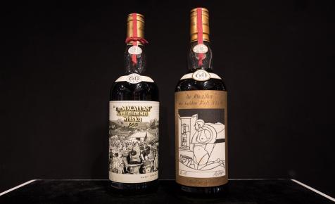 Ez jelenleg a világ 12 legdrágább whiskey-je