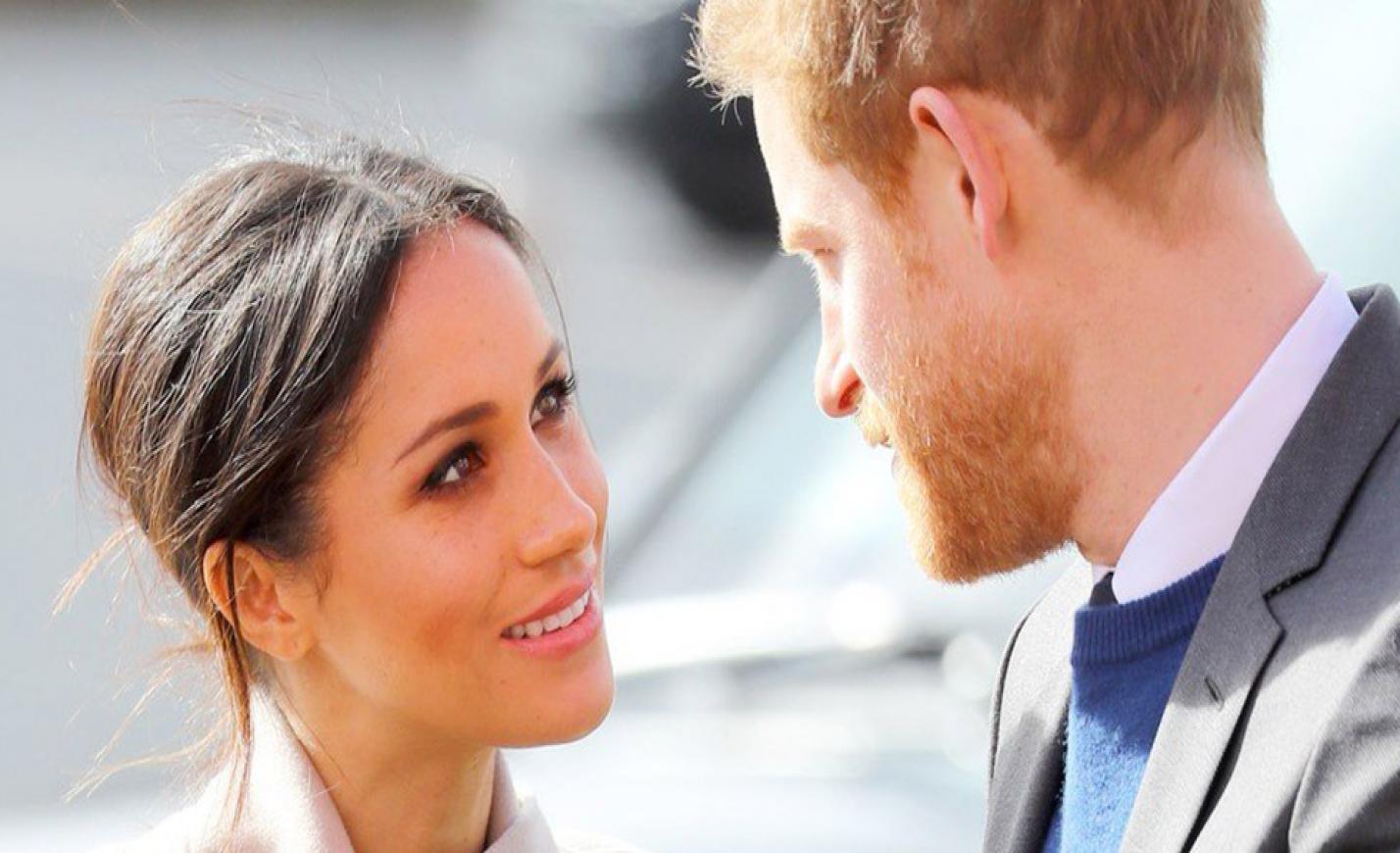 Kiderült, Harry vagy Meghan vallott-e először szerelmet