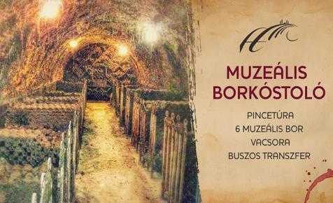 Muzeális borokat kóstolhatsz péntek este az egyik legnagyobb hazai élő borászlegendával