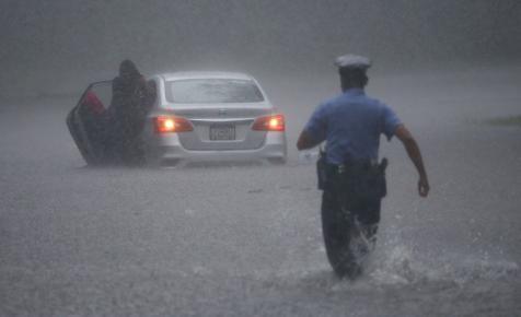 Az Egyesült Államok keleti partvidékén lecsapott a vihar: 2,5 millióan áram nélkül