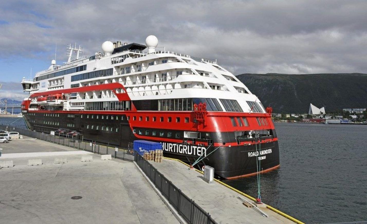 Egy norvég tengerjárón ismétlődött meg a koronavírusos rémálom