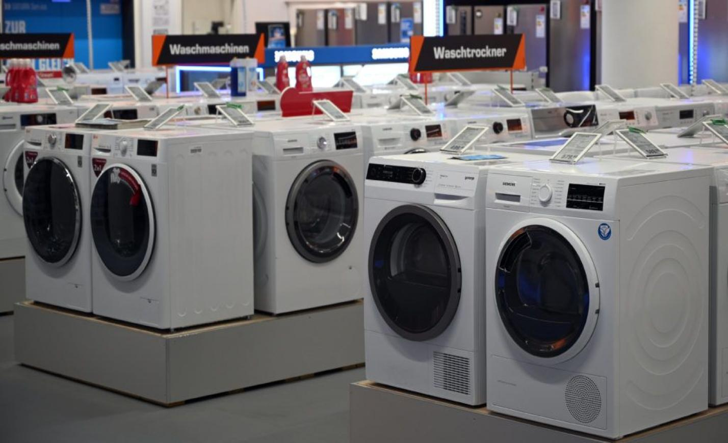 Figyeljen vásárláskor: új energiacímke jön a háztartási gépekre