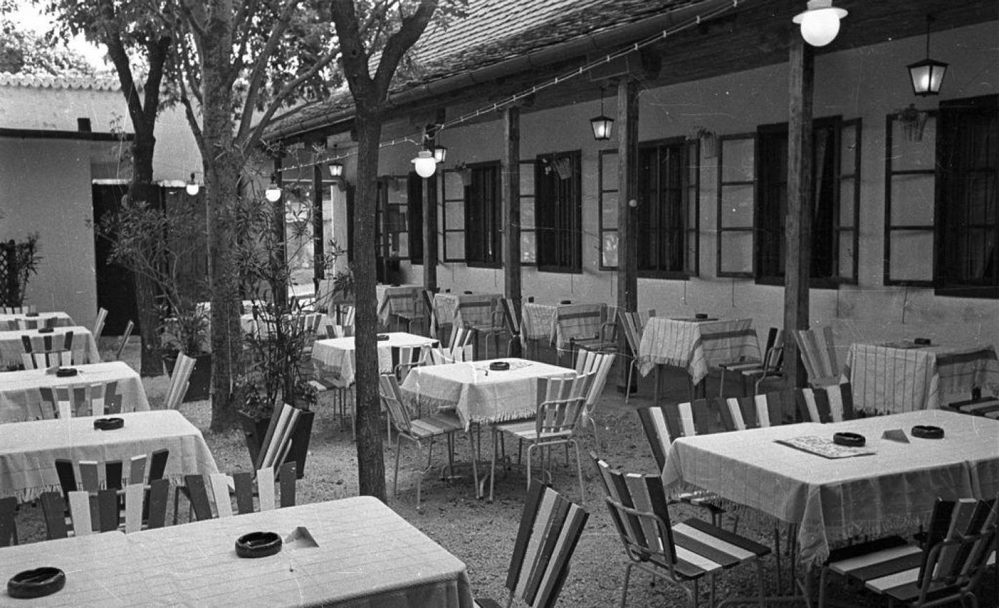 Közel kétszázötven év után nyom nélkül eltűnt a főváros egyik legidősebb étterme