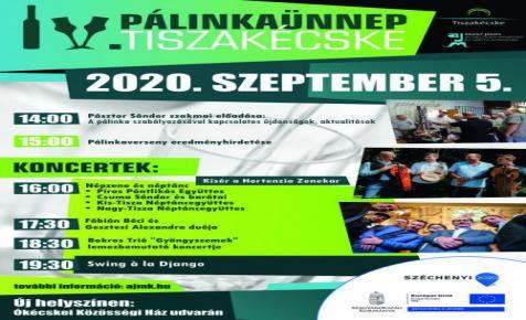 Pálinkaünnep és Pálinkaverseny Tiszakécske