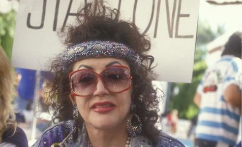 Meghalt Jackie Stallone, Sylvester Stallone édesanyja