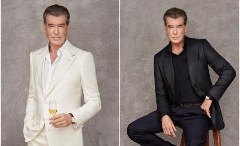 Hány üveggel vennél ebből a tequilából, ha az öltönyös Pierce Brosnan ajánlja?
