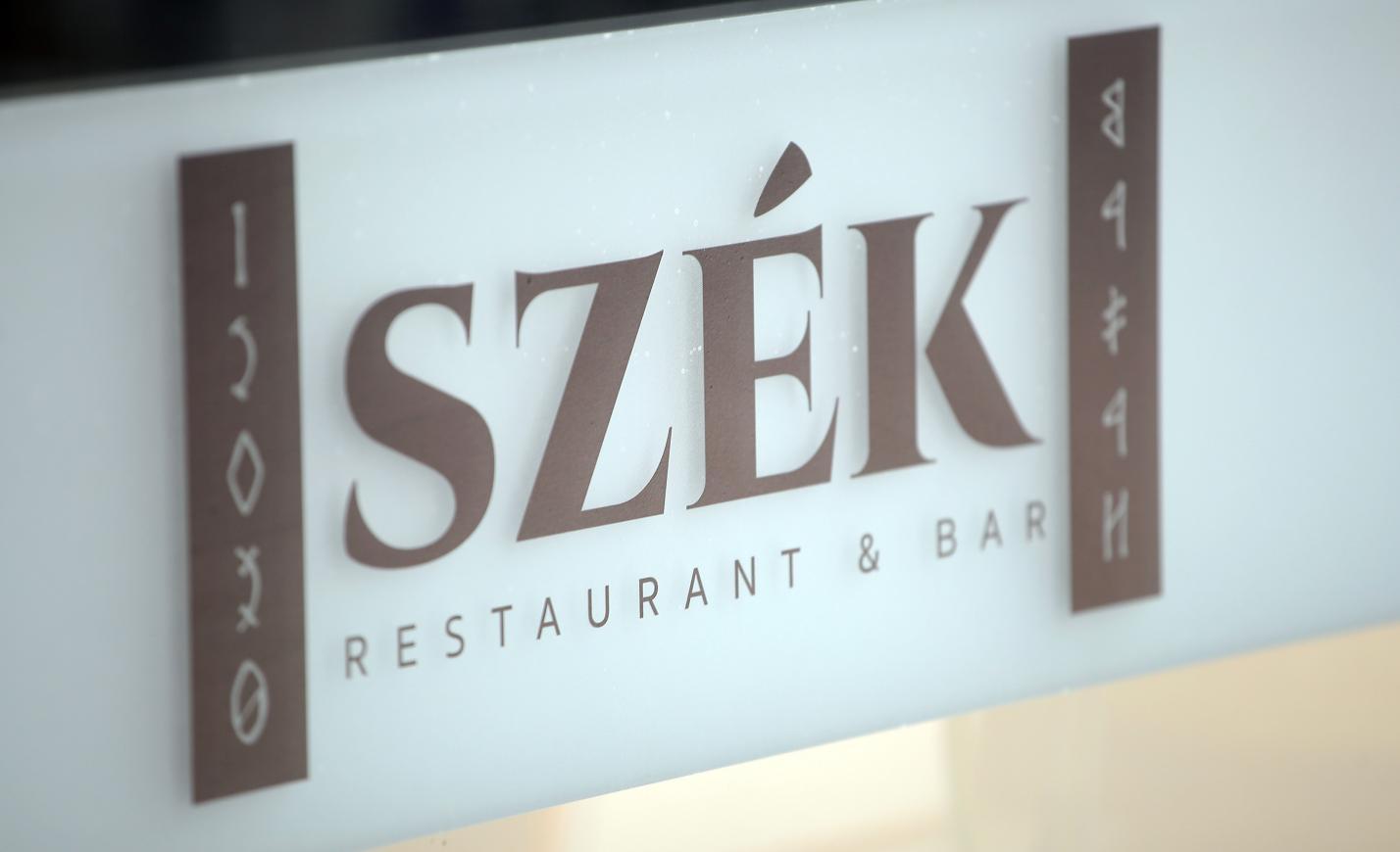 Székely gourmet étterem nyílt az Andrássy úton - SZÉK