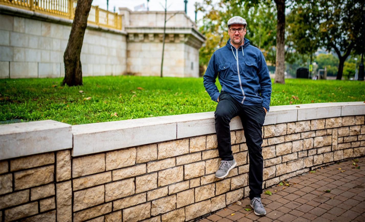 Csillag Péter: Ha a futballpálya él, akkor jó eséllyel a falu is élni fog