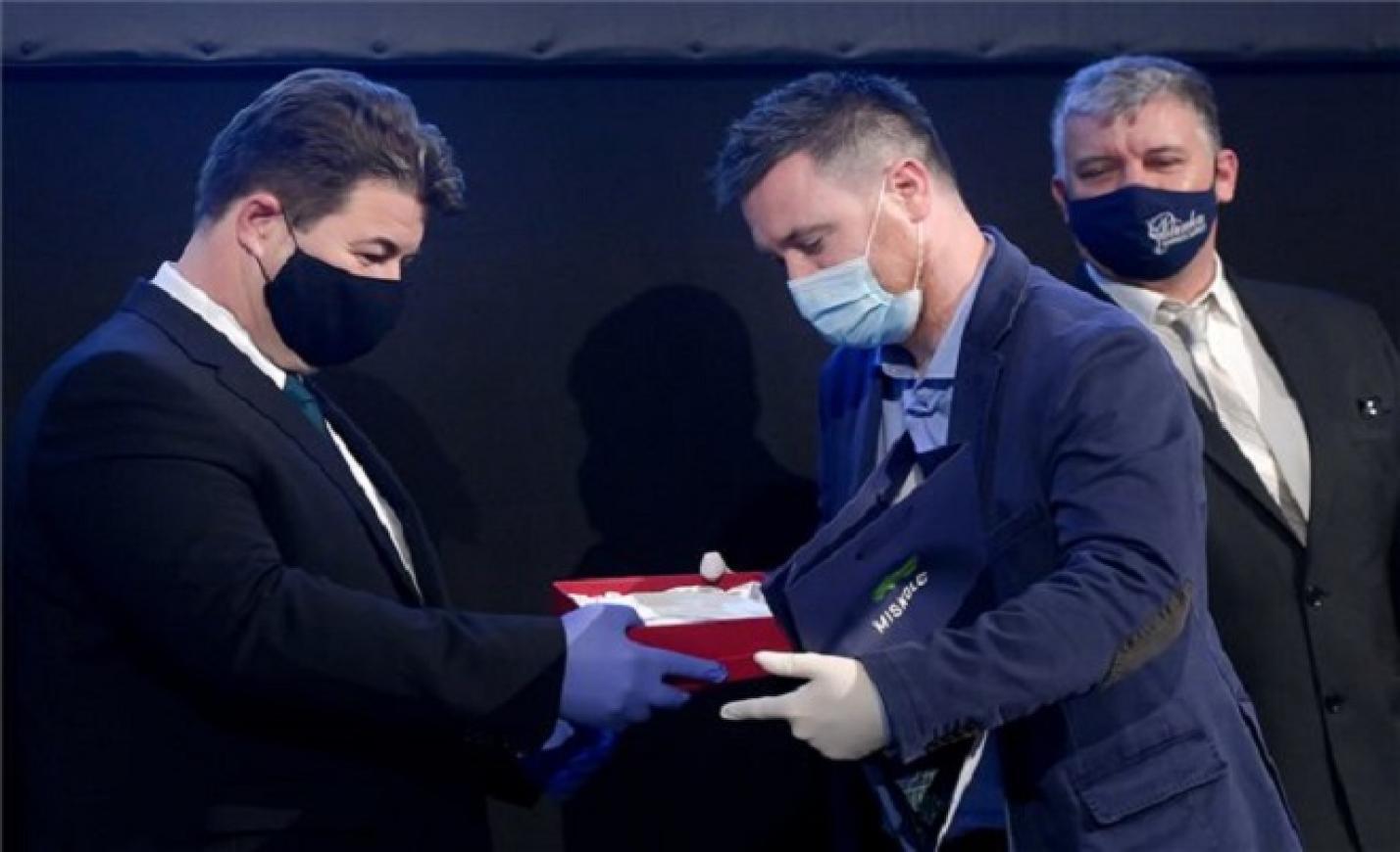 Kadarka törköly lett Magyarország legjobb pálinkája