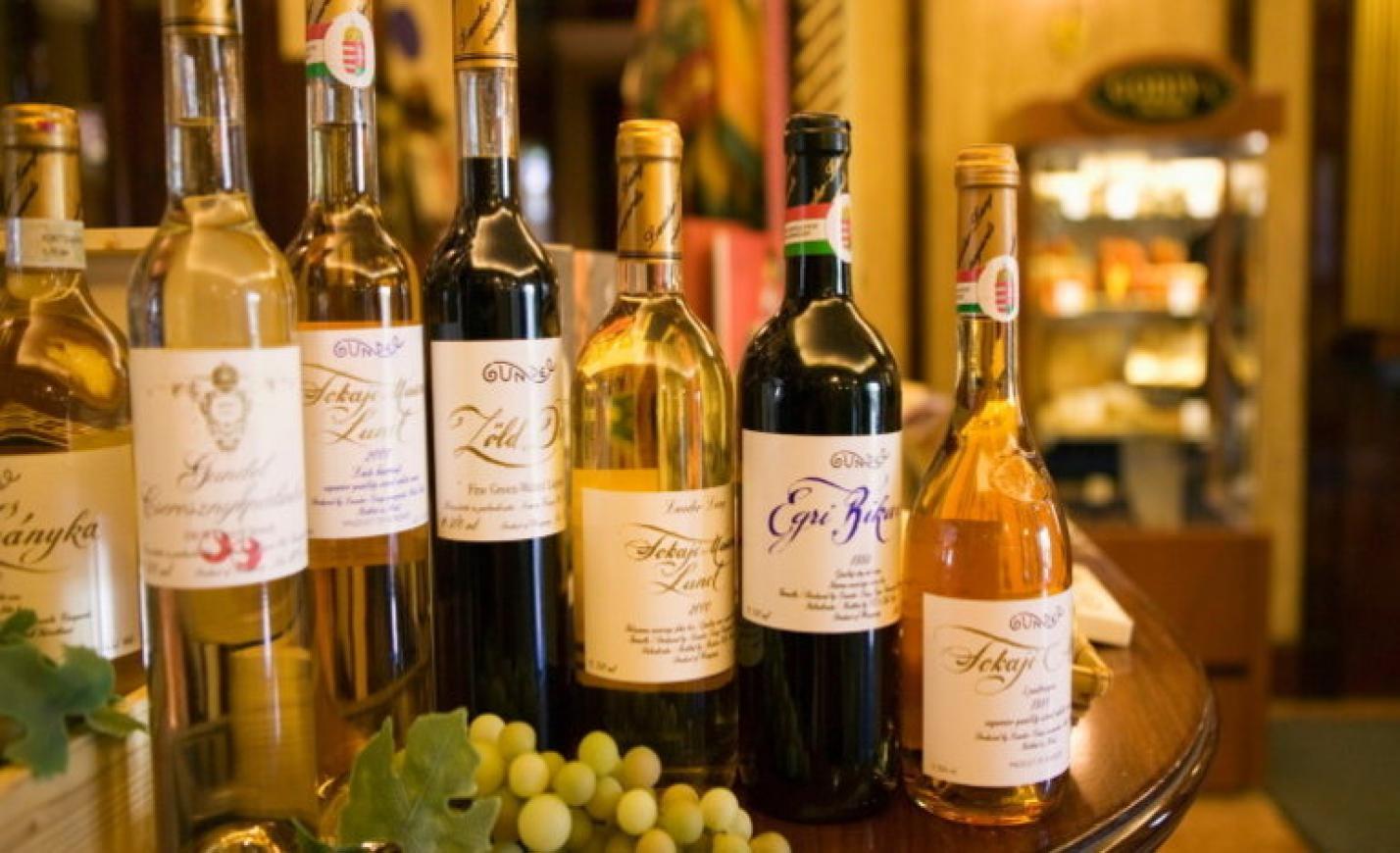 Különleges jelölést kapnak a tokaji borok Kínában