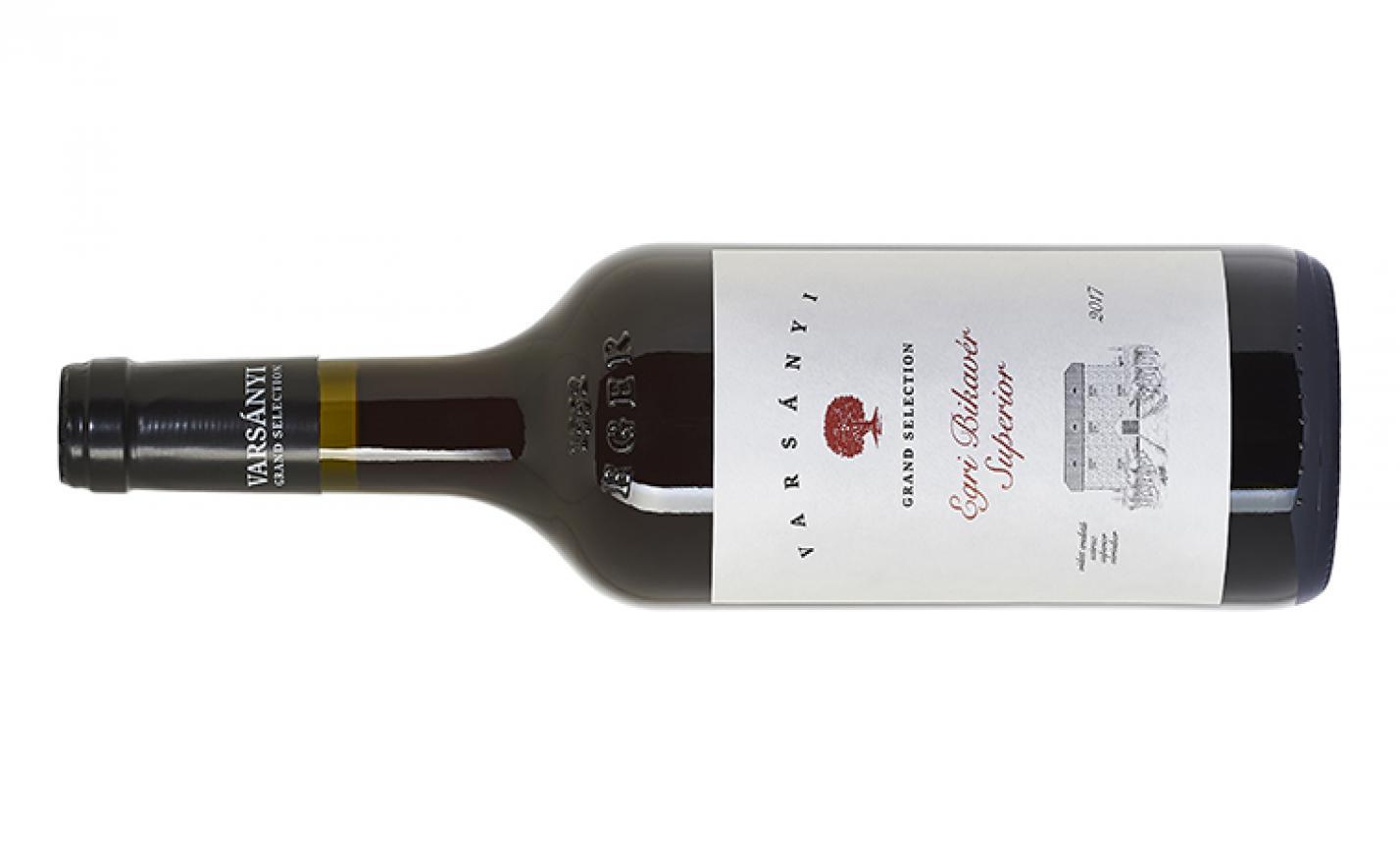 Minden napra egy bor: Varsányi Pincészet GS Egri Bikavér Superior 2018