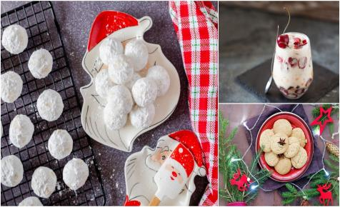 3 karácsonyi süti, amit pillanatok alatt elkészíthetsz