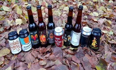 Mézeskalács, zserbó, baklava, fenyőtű: megkóstoltuk a legelvetemültebb söröket