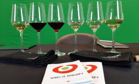 Szokatlan módon népszerűsítették a magyar borokat Berlinben